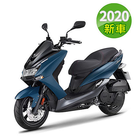 YAMAHA 山葉機車 SMAX 155CC 日行燈ABS版 -2020新車深灰灰(消光)