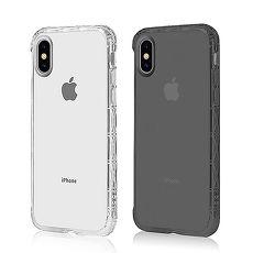 (APP搶購) 專利認證 軍規等級 iPhone XS MAX 囊防摔透明殼