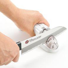 【促銷】日本製造Shimomura(檢見崎聰美)陶瓷磨刀器