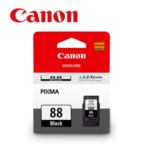 CANON PG-88 原廠黑色墨水匣