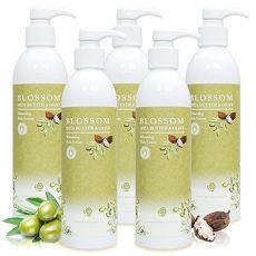 【BLOSSOM】乳油木橄欖光澈煥白身體乳(250ML/瓶)X5件組