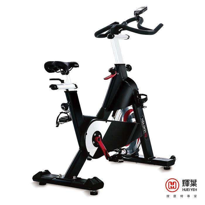 輝葉 商用級20kg飛輪健身車APP
