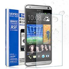 【MONIA 】HTC Desire 700 日本頂級疏水疏油9H鋼化玻璃膜