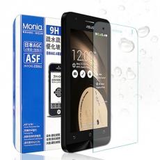 【MONIA 】ASUS Zenfone C / ZC451CG 日本頂級疏水疏油9H鋼化玻璃膜