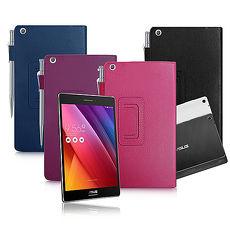 Asus ZenPad S 8.0 Z580CA 8吋 經典商務書本式 磁扣支架保護套