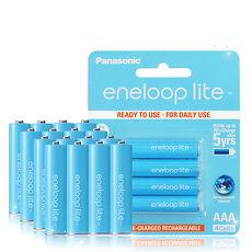 藍鑽輕量版 Panasonic eneloop lite 低自放4號充電電池BK-4LCCE(16顆入)