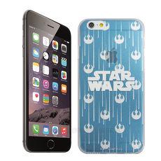 電影授權正版 STAR WARS星際大戰 iPhone 6/6s 4.7吋 超薄雙料彩繪手機殼(義軍LOGO)