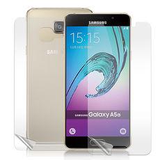 【VXTRA】三星 Samsung Galaxy A5 (2016) 高透光亮面耐磨保護貼(正反雙膜) 保護膜