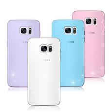 【VXTRA】超完美 Samsung Galaxy S7 edge 5.5吋 清透0.5mm隱形保護套