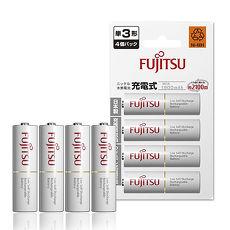 Fujitsu 富士通 1900mAh 低自放鎳氫充電電池 HR-3UTC (3號8入)