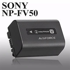 SONY NP-FV50 V系列 智慧型原廠鋰電池 (平輸密封包裝)