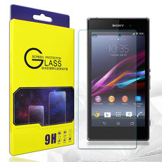 ~超薄0.26mm~GLA SONY Xperia Z1 C6902 疏水疏油9H鋼化玻璃膜 玻璃貼 保護貼