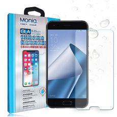 MONIA ASUS ZenFone 4 ZE554KL 日本頂級疏水疏油9H鋼化玻璃膜 華碩玻璃保護貼
