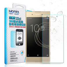 MONIA SONY Xperia XA1 Plus 日本頂級疏水疏油9H鋼化玻璃膜 玻璃保護貼