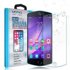 MONIA Meitu 美圖 M8s 日本頂級疏水疏油9H鋼化玻璃膜 玻璃貼 保護貼