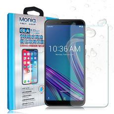 MONIA ASUS ZenFone Max Pro (M1) ZB602KL 日本頂級疏水疏油9H鋼化玻璃膜 玻璃貼 保護貼 華碩