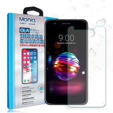 MONIA LG K11+ / K11 Plus 日本頂級疏水疏油9H鋼化玻璃膜 玻璃保護貼