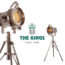 【THE KINGS】Discovery探索時代復古工業檯燈