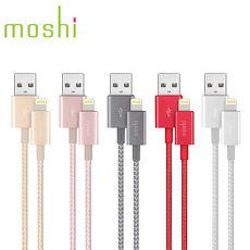Moshi Integra 強韌系列Lightning to USB-A 耐用編織充電/傳輸線