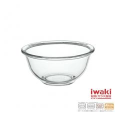 【iwaki】玻璃微波碗500ml