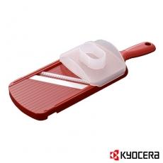 【KYOCERA】日本京瓷陶瓷刨絲器(紅)