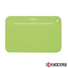 KYOCERA 日本京瓷抗菌砧板附砧板架(綠)