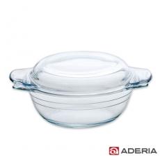 【ADERIA】日本進口耐熱玻璃中型調理鍋