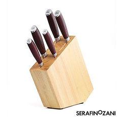 ~SERAFINO ZANI~Piega系列刀具6件組