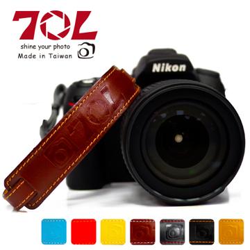 70L SWL1201 COLOR WRIST STRAP 真皮彩色相機手腕帶(單眼可用)