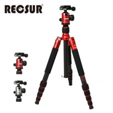 RECSUR 銳攝 RS-3255C+VQ-20 五節反折式碳纖維腳架 台腳五號