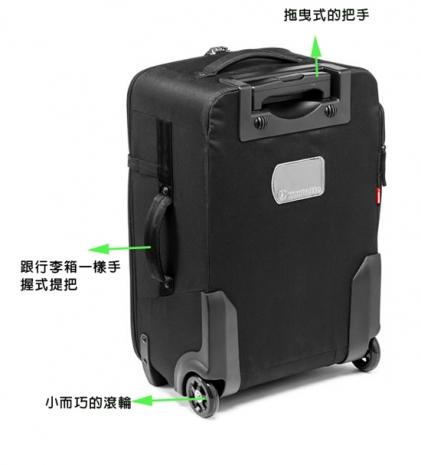 MANFROTTOROLLER BAG 70大師級滾輪式攝影包 70