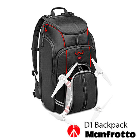 Manfrotto D1 Drone Backpack 空拍機雙肩包 D1