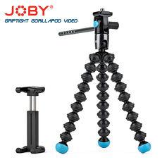 JOBY 磁力錄影腳架含手機夾 GripTight GorillaPod Video-JB14