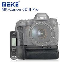 Meike 美科 Canon 6D II Pro 垂直手把附遙控器BG-E21