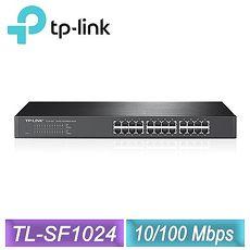 TP-LINK  TL-SF1024 10/100Mbps 機架式交換器