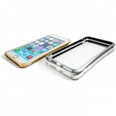 Lilycoco iPhone 6 Plus 完美曲線 5.5吋 免螺絲 鋁邊框