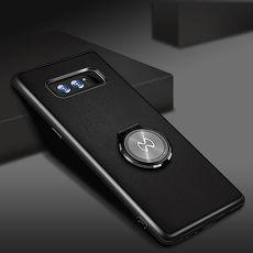 XUNDD 訊迪 Samsung Galaxy Note 8 奢華皮革指環扣支架手機殼