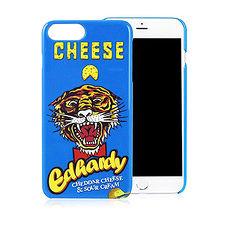 Ed Hardy 【 iPhone 7/8 】4.7吋 起士洋芋片 經典圖騰 亮面 保護殼 硬殼 背蓋