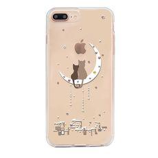 apbs x Mb 專屬款【 iPhone XR 】6.1吋 施華洛世奇 清透 減震 雙料 鑽殼 相愛貓咪
