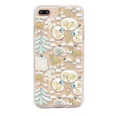 apbs x Mb 專屬款【 iPhone XR 】6.1吋 施華洛世奇 清透 減震 雙料 鑽殼 森林樂園