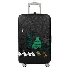LOQI 行李箱外套│Moomin森林【M號】