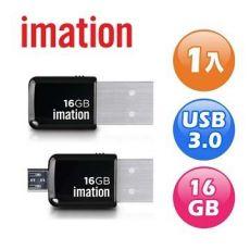 imation 2合1 USB 3.0 迷你高速OTG隨身碟(16GB)