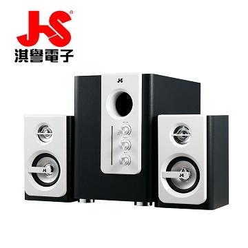 JS淇譽電子 天籟爵士 全木質三件式多媒體喇叭 JY3060