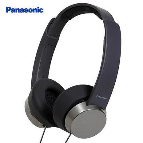 Panasonic 潮流耳罩式耳機RP-HXD3WE-K (黑色) [附手機通話用麥克風]