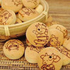 【瘋神邦】森永小牛巧克力餅乾-輕鬆包265g(5包入)