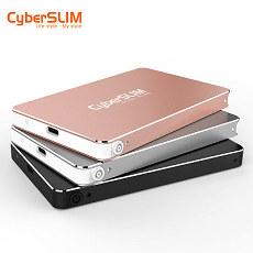 CyberSLIM S25U31 2.5吋硬碟外接盒 7mm Type-C USB3.1