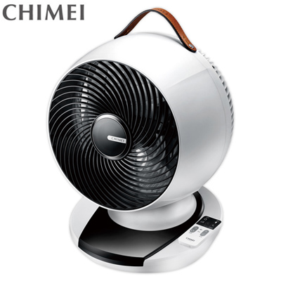 【CHIMEI奇美】10吋DC觸控3D擺頭遙控循環扇 DF-10A0CD 特賣