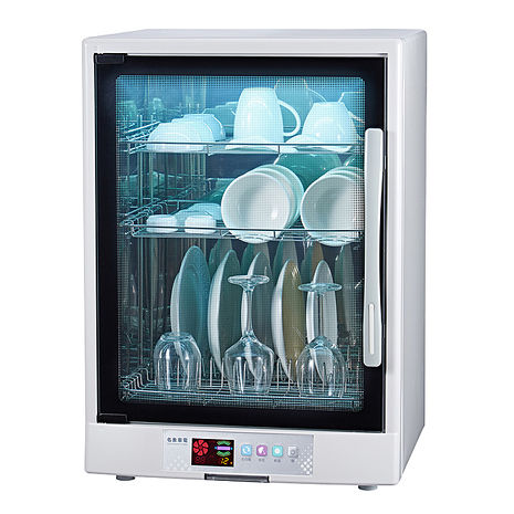 【名象】三層紫外線烘碗機(彩晶顯示) TT-889A
