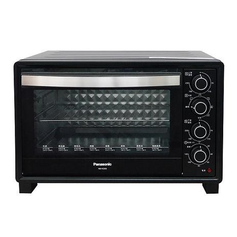 【Panasonic國際牌】32L雙溫控發酵電烤箱 NB-H3203