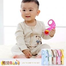 魔法Baby~寶寶連身衣~嬰兒長袖連身包屁衣~k34349E12